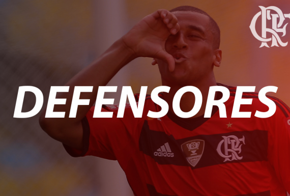 As promessas do setor defensivo no Flamengo