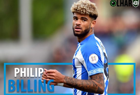Olhar 4-3-3: Philip Billing