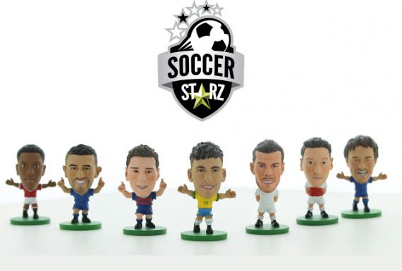 Immortalizing the history with miniatures – SoccerStarz